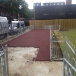Bonded Rubberised Mulch Suppliers in Ashmore 2