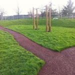 Bonded Rubberised Mulch Suppliers in Abernyte 5