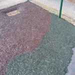 Bonded Rubberised Mulch Suppliers in Achnasheen/Achadh na Sine 11