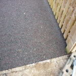 Recycled Rubberised Mulch in Abney 3
