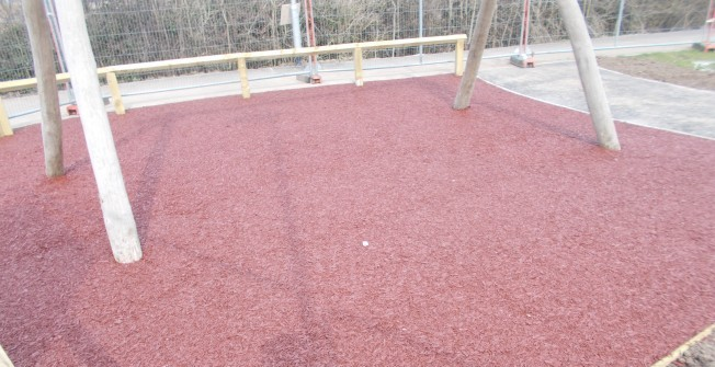 Costs of Recycled Rubber Mulch in Achargary